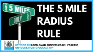 The 5-Mile Radius Rule