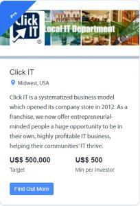 Angel Investment Network Posting