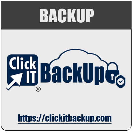 Click IT Backup